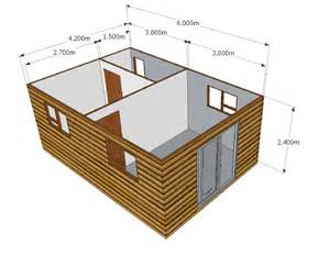 2 bedroom wendy house for sale 1 bedroom unit 25 2m2 wendy houses pretoria and cape