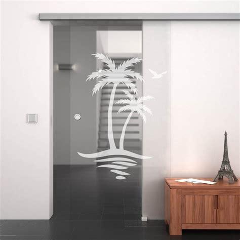 erkelenz duschen glas schiebet 252 r mit motiv palmen erkelenz 989708003