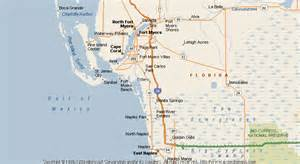 map of estero