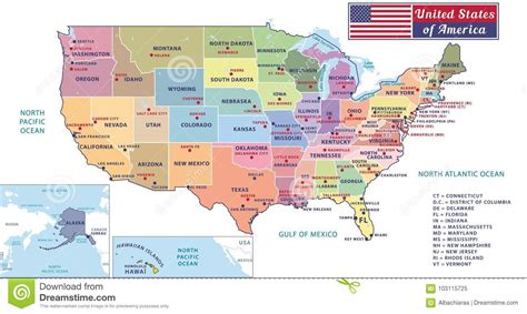 beautiful states states capitals and major cities of the united states of america beautiful modern graphic usa