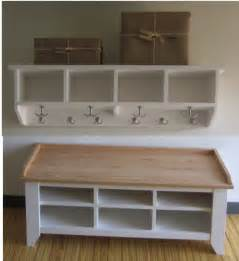 Entryway Storage Bench With Hooks 46 Entryway Bench And Shelf With Coat Hooks By
