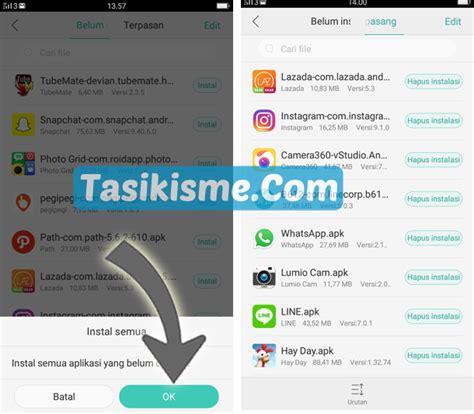 Aplikasi 4 Bbm Sekaligus Khusus Hp Android Install Bbm Pin Bb cara install apk sekaligus di android oppo tasikisme