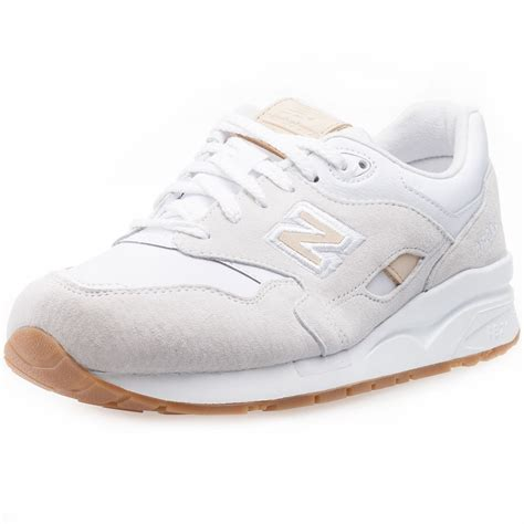 New Balance Mrl996dt White new balance cm1600 fb mens trainers in white grey