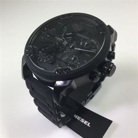 Guess Collection Gc Rip Curl Swiss Army Diesel Guess s diesel mr 2 0 oversized chronograph dz7396 ebay