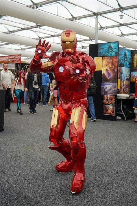 iron man cosplay movieguide reviews christians