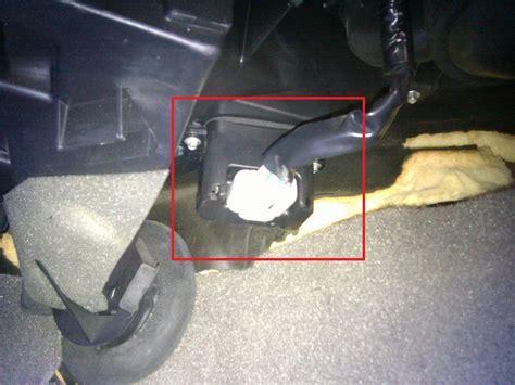 Motor Fan Ac X Trail Original nissan armada blower motor location get free image about