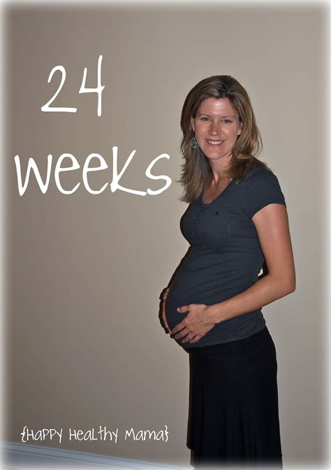 my pregnancy 24 weeks happy healthy