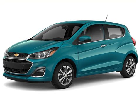 2019 Chevrolet Spark by New Caribbean Blue Metallic Color For 2019 Chevy Spark