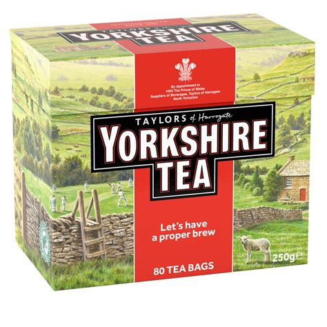 Yorkshire Tea   Bettys