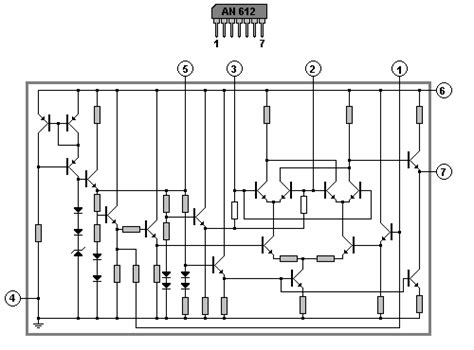 integrated circuits nz the defpom an612 component info page