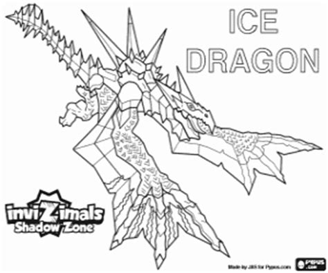 ice dragon coloring page fire ice dragon coloring pages coloring pages