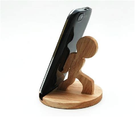 holder pattern in android wooden phone stand desktop phone holder phone docking by