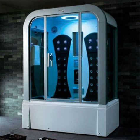 Scottish Shower by Royal Ssww B506 Steam Shower Unit With Sauna