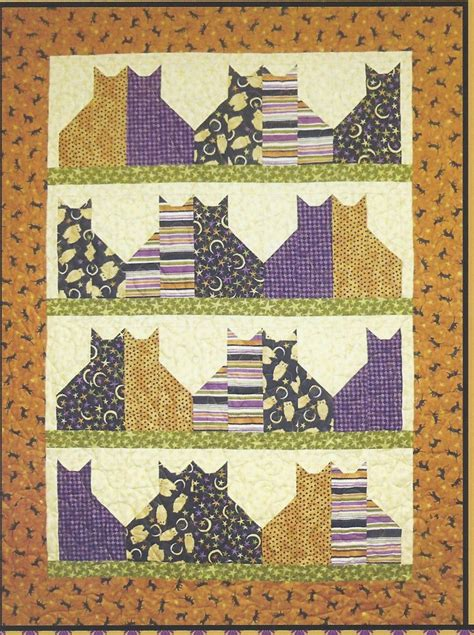 pattern for lab quilt cat city baby lap quilt pattern by villa rosa designs for