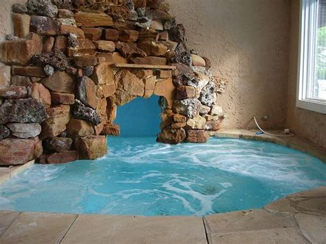 awesome indoor pools awesome indoor pool cave for my dream house pinterest