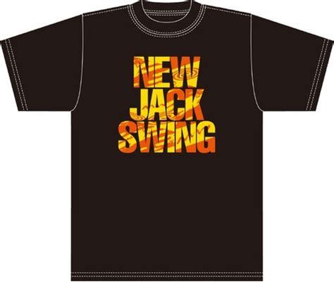 new jack swing drum sles new jack swing x wearthemusic コラボtシャツを限定販売 タワレコ販促スタッフぶろぐ