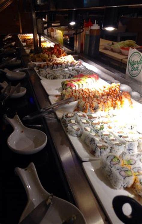 hokkaido steak sushi seafood buffet swansea menu
