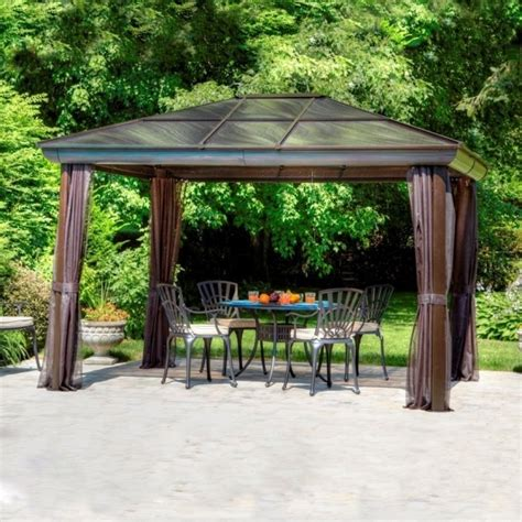 gazebo lowes hardtop gazebo lowes pergola gazebo ideas