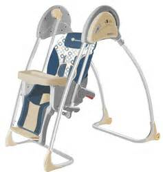 baby swing high chair welcome to babyland