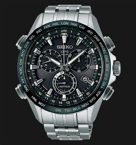 Jam Tangan Pria Diesel Chronograph 4 Time seiko astron sse003j1 gps solar chronograph 8x series