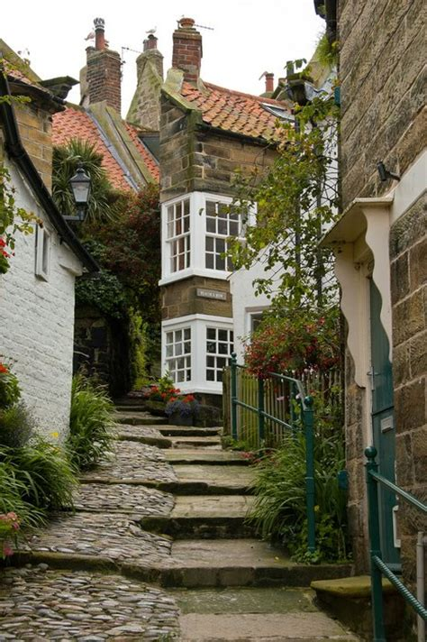 Cottage Robin Hoods Bay by Robin S Bay Content In A Cottage