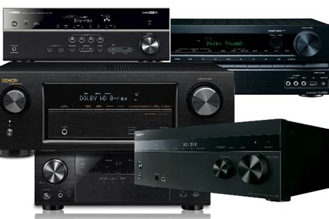5 best home theater receivers 500 eh network