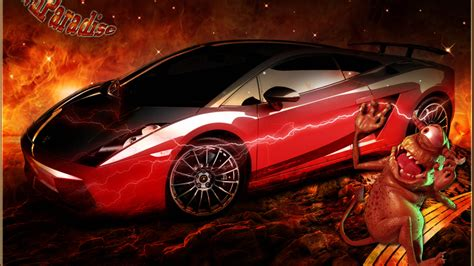car lamborghini red cool red lamborghini wallpapers image 166