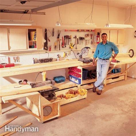 the family handyman modular workbench family handyman