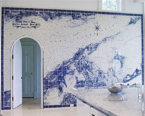 nautical tiles for bathroom 25 best ideas about nautical kitchen tiles on pinterest