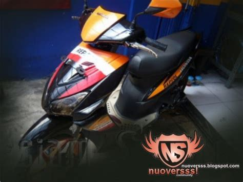 Sparepart Honda Vario sparepart motor modification custom drag honda vario