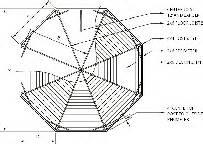 Gazebo Floor Layout by Gazebo Floorplans