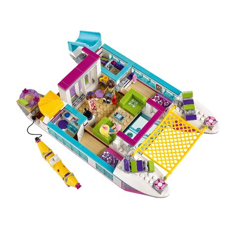 catamaran lego lego friends sunshine catamaran 41317 bart smit
