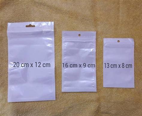 Plastik Ziplock jual plastik klip plastik ziplock aksesoris 16 cm x 9 cm lidya s store