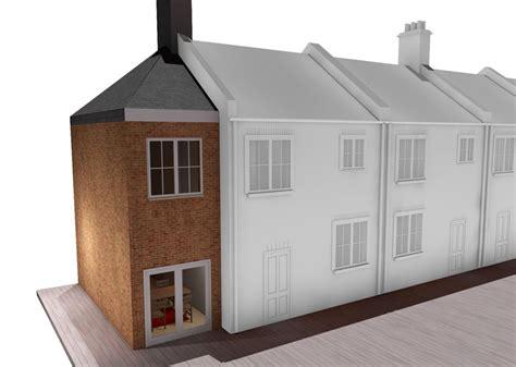 side house extension apt renovation property design build house extension balham sw12 london