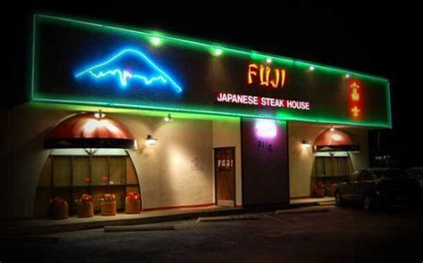 fuji house fuji japanese steakhouse