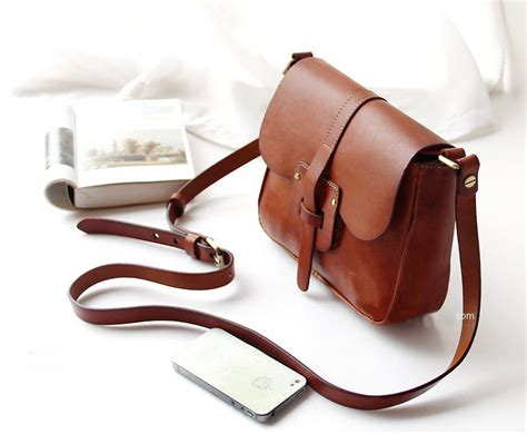 Leather Handbags Handmade - leather bags for womenleather walletleather messenger bag