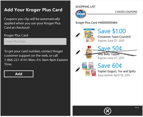 Cellfire Brings Coupons To Mobiles by Windows Phone 7 5 Wmpoweruser