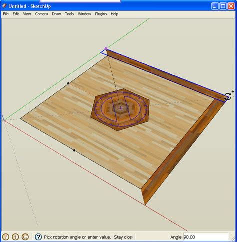 sketchup import and model an autocad floor plan youtube 28 your sketchup floor a14 make your own floor plans a