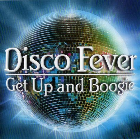 Cd Disco Fever 2 Cd various disco fever get up and boogie cd at discogs