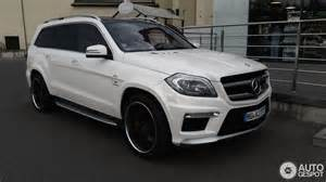 Gl Mercedes Mercedes Gl 63 Amg X166 18 February 2016 Autogespot