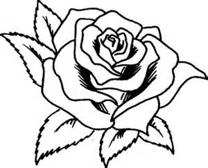 rose coloring pages beautiful flower gianfreda net