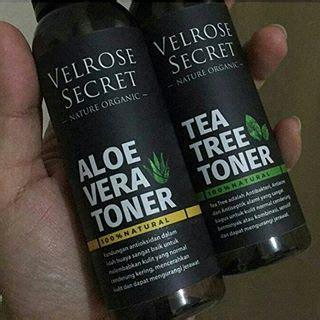 Jual Secret Surabaya jual velrose secret toner perawatan wajah pemutih