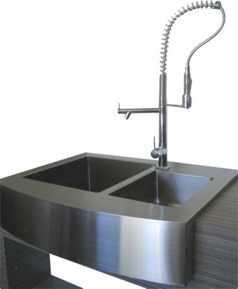 36 Inch Kitchen Sink 36 Inch Stainless Steel Curved Front Farm Apron
