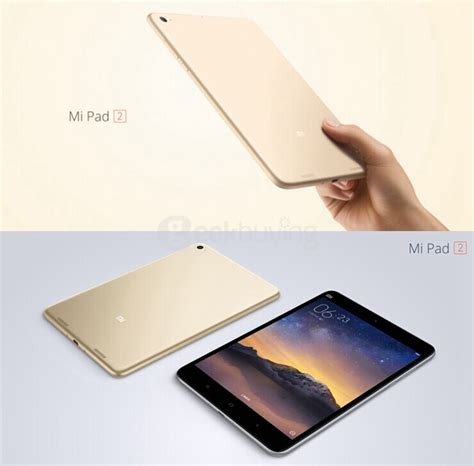 Tablet Xiaomi Mipad 16gb xiaomi mipad 2 android5 1 2gb 16gb 7 9 inch tablet pc