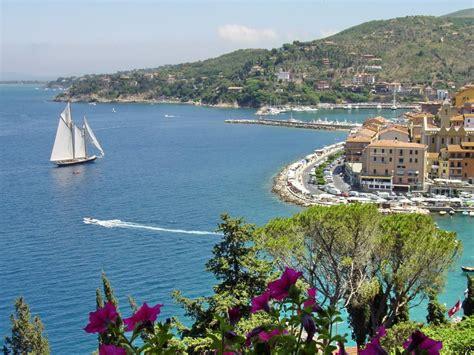 porto santo stefano porto santo stefano une vue imprenable de belles plages