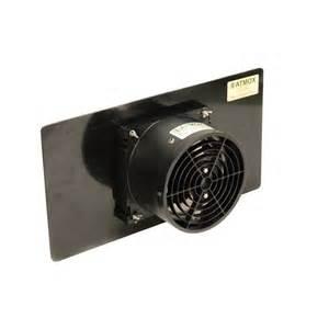 atmox controlled attic ventilation systems soffit intake attic fan