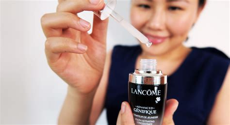 Lancome Advanced Genifique Serum lancome advanced genifique youth activating concentrate review
