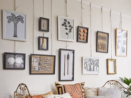 Hanging Picture Frames With Wire