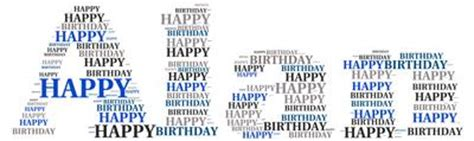 Alan Happy Birthday Word Art   CUP631414 2229   Craftsuprint