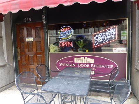 swinging door exchange the swinging door milwaukee my office weekly happy hour